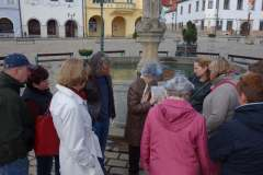 Komentovaná procházka s Marií Dojavovou 30.dubna.2017