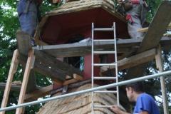 Renovace kapličky 2012