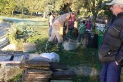 Výlov horního rybníka 15.10.2011